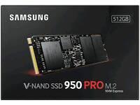 Samsung 950 Pro m.2 512GB * BRAND NEW