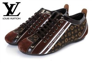 Louis Vuitton Stylish Designer Mens Womens Casual Running Shoes