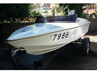 Plancraft Sabre classic speed boat
