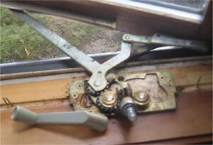 Looking for a window crank