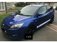 Ford focus st-2 08 plate leather seats