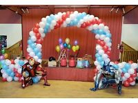 Balloon arches, bouquets , columns ,and more....