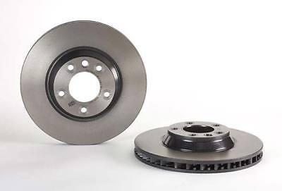 Bremsbeläge Vorne für MERCEDES-BENZ Brembo2 Bremsscheiben Belüftet 330 mm