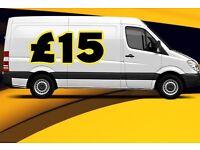Man and Van London House Removals Hire £15 Watford St Albans Bushey Harpenden Luton Hemel Hempstead