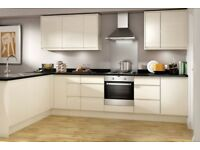 KITCHENS KITCHENS KITCHENS WE SAVE YOU HUNDREDS ALL STYLES SUPPLIED AND FITTED TOP TRADESMAN !!!
