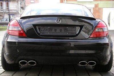 Für Mercedes SLK R171 Heckspoiler Spoilerlippe Lippe Spoiler Heckspoilerlippe