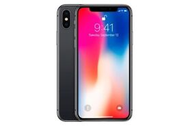 iPhone X 64gb Space Grey - Sealed in box with receipt