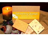 BNIB - Calder Valley Refreshing Quartet Soap