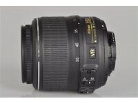 Nikon AF-S DX 18-55mm f/3.5-5.6G VR