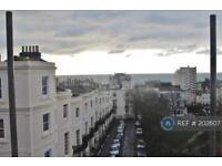 1 bedroom flat in Norfolk Square, Brighton, BN1 (1 bed)