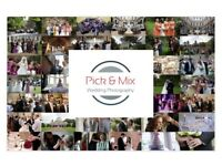 Pick & Mix Wedding Photography! Pay as little or as much as you wish!