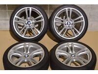 """BMW 20"""" Alloys 303 Msport fits 7 series 5,6 and GT"""