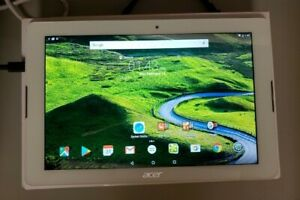 Acer Iconia One 10 - 10 Inch Android Tablet - Like New - Charger