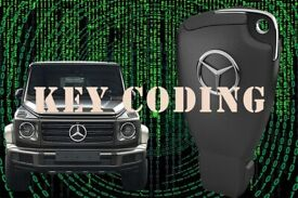 Mercedes Benz Key programming and coding