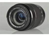 Fuji Fujifilm XC 50-230mm zoom lens Fujinon