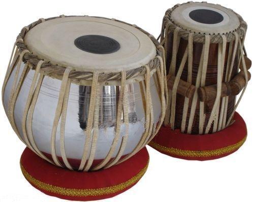 Pro Tabla Drum NP Bayan Wood Dayan Ring + Hammer + Bag Free SCX314