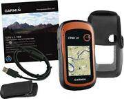 Garmin eTrex Maps