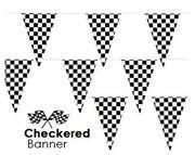 Checkered Flag Pennant