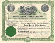 Copper Mining Stock
