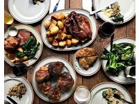 Experienced Commi Chef required at North East London pub