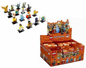 Lego Minifigures Unsealed box of 60 sealed packs
