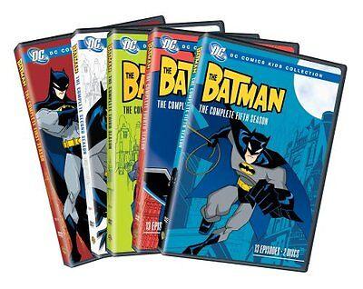 New   The Batman  The Complete Series  Seasons 1 5