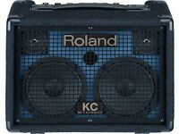 Brand New, Immaculate, Roland KC-110 Stereo Keyboard Amplifier