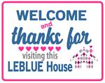 LEBLUE HOUSE