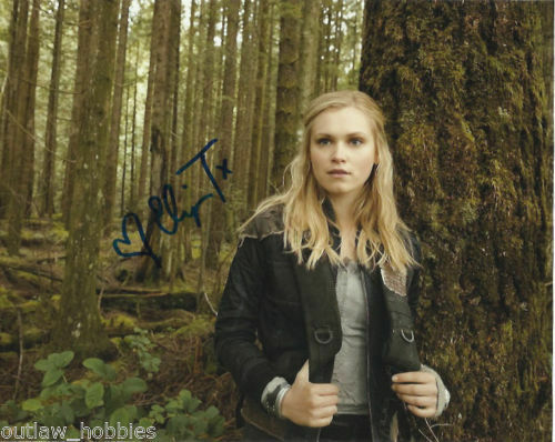 Eliza Taylor The 100 Autographed Signed 8x10 Photo COA #5