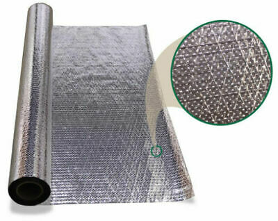 Radiant Barrier - Entry Level - Breathable 2000 Sf Roll - Attic Foil Insulation