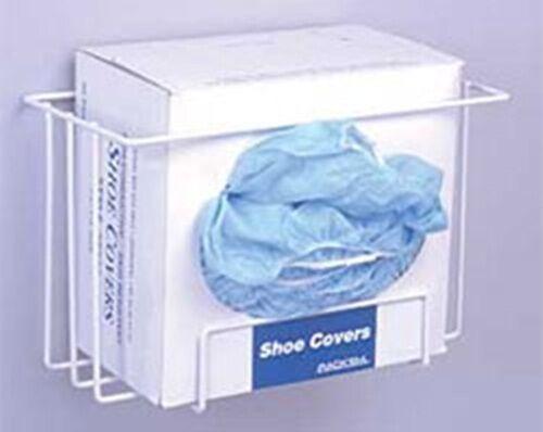 Rackems Shoe Cover Dispenser Rack