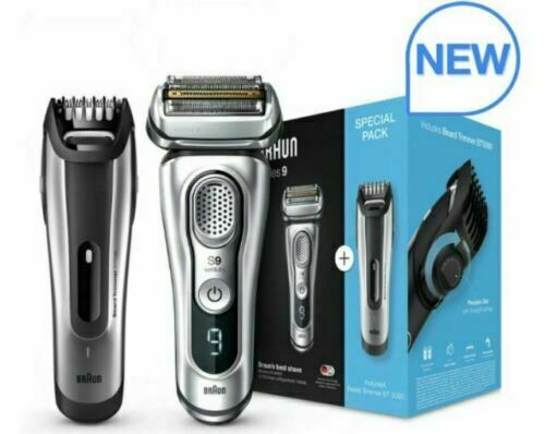 series 9 9350vs electric shaver with charging