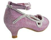 Girls heeled Shoes Size 8