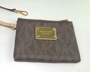 aef3939bd37955 Michael Kors Brown Wallet