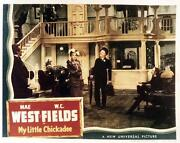 W.C. Fields Lobby Card