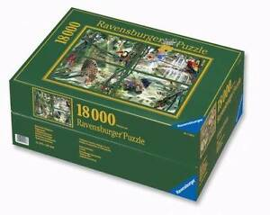 Ravensburger Tropical Impressions 18000 Piece Puzzle (MINT) Manly Manly Area Preview