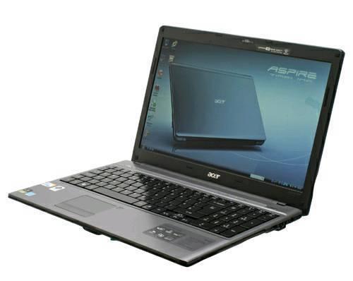"Acer Aspire 5810tz Intel Dual Core 15.6"" windows 10 Refurbished Laptop"