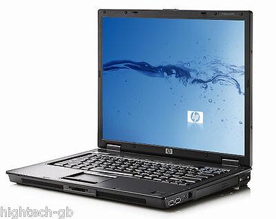"""CHEAP FAST HP Compaq nc6320 15"""" Intel Dual Core 3GB RAM 160GB HDD WIN 7 WIFI DVD"""