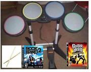 Guitar Hero Drums PS3