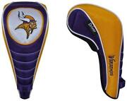 Minnesota Vikings Golf Head Covers
