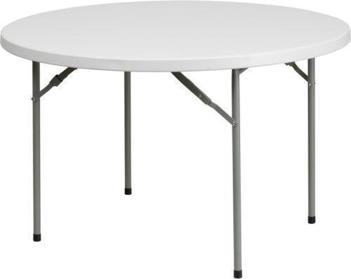 Round Folding Table eBay