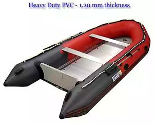 """16'4"""" Zodiac Style Inflatable Boat"""