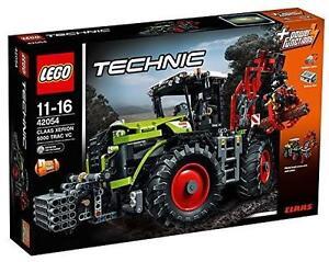 LEGO Technic 42054 - CLAAS XERION 5000 TRAC VC NEU & OVP