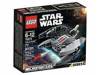 Lego Star Wars Microfighters Vulture Droid 75073. Brand new and unopened.