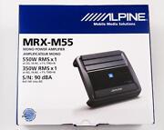 Alpine MRX-M55