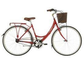 Kingston Women's Mayfair City bike in red