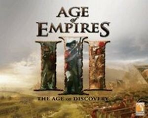 (BOARD GAME ) AS NEW Age of Empires III Age of Discovery