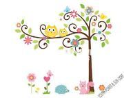 Wandtattoo Kinderzimmer Baum
