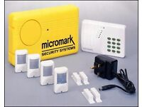 NEW & BOXED - Micromark 2 Zone Intruder Alarm MM23244