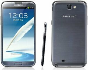 Samsung Galaxy Note 2 II Unlocked Canadian Cell Phone w Stylus